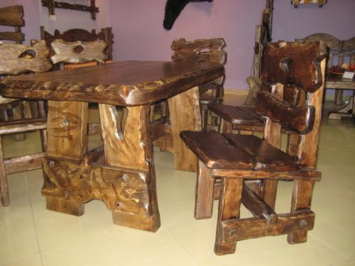 Столь И Стул Сварог - мебель под старину заказать