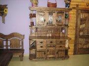 Шкаф буфет Таверня КС-13 Мебель на заказ Крым, Симферополь, Ялта, Алушта, Севастополь, ЮБК, Судак