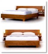 Кровать двухспальная ПМ-13 мебель на заказ КРЫМ, Симферополь, Севастополь, ЮБК, Саки, Судак, Евпатория