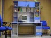 Стол шкафчик в детскую МДК-40 Мебель на заказ Крым, Симферополь, Севастополь, Ялта, ЮБК, Алушта, Судак, Коктебель, Феодосия