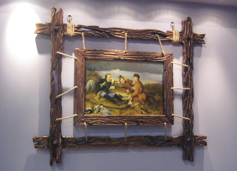 Фото рамка из дерева своими руками