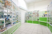 Аптечные витрины из алюминия МТА-41 Мебель На заказ Ялта, ЮБК, Алушта, Судак, Коктебель, Феодосия, Крым, Симферополь, Севастополь,