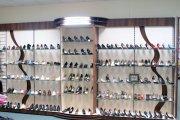 Торговая мебель для обувного магазина МТД-95 Торговое оборудование на заказ Симферополь,  Алушта, Cевастополь, Ялта,  Судак, Феодосия , Коктебель и Евпатория