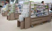 Фармамаркет или аптека самообслуживания МТДа-96 Мебель для аптек на заказ Крым, Симферополь, Севастополь, Ялта, ЮБК, Алушта, Судак, Коктебель, Феодосия, Керчь