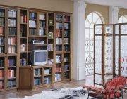 Мебель для библиотеки и кабинета на заказ по индивидуальному дизайну  Крым, Симферополь, Севастополь, Ялта, ЮБК, Алушта, Судак, Коктебель, Феодосия, Керчь
