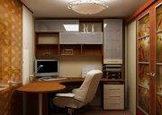 Большой угловой компьютерный стол МДКс-81 Компьютерный стол на заказ Киев, Подол, Оболонь,