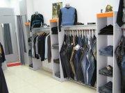 Торговая мебель из ДСП для магазина одежды МТДо-97 Торговое оборудование на заказ Киев, Борисполь, Гостомель, Чернигов, Бровары