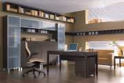 Шкафы офисные современные МО-23 Мебель для офиса на заказ Киев, Львов, Ужгород, Чернигов, Одесса