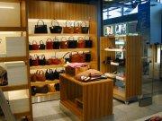 Мебель для магазина сумок и аксесуаров МТДд-100 Торговая мебель на заказ для галантереи Киев, Борисполь, Ирпень, Бровары, Гостомель, Оболонь, Буча,