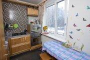 Кухня в хрушевку с мдф фасадами под дерево МДКп-105 Кухни на заказ Украина, Бровары, Вишневое, Оболонь, Позняки, Боярка,