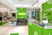 Торговая мебель в фирменный магазин одежды МТДд-101 Торговая мебель индивидуально на заказ  Киев, Львов, Винница, Кировоград, Чернигов