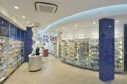 Мебель для магазина парфюмерии и косметики МТДп-102 Магазин косметики и парфюмерии  Киев, Львов, Кривой Рог, Кировоград, Винница, Чернигов,