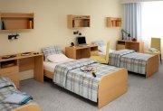 Кровати столики и тумбы для гостинници или хостела ПМ-17 Мебель на заказ для отелей  Украина, Киев, Винница, Ужгород, Ивано Франковск