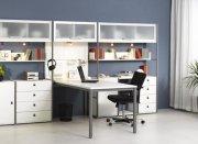 Компьютерный стол и подвесные полки в домашний кабинет МДКс-82 Киев, Борисполь, Бровары, Чернигов, Львов, Полтава