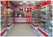Витрины для магазина мобильных телефонов МТД-107 Торговое оборудование на заказ Киев, Бровары, Борисполь, Суммы, Чернигов, Винница, Черкассы,