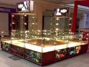 Витрины и прилавки из стекла МТС-1 Торговое оборудование из стекла на заказ в Украине, Киеве, Суммах, Броварах, Львове и Полтаве
