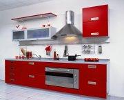 Кухня с МДФ фасадами МДКм-107 Кухни на заказ Киев и Киевской области, на Оболони и Левобережье в Борисполе, Буче, Гостомеле,