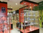 Стеклянные витрины для магазина бижутерии или ювелирного на заказ МТС-2 Украина, Киев, Фастов, Борисполь, Суммы, Полтава, Львов, Хмельницкий