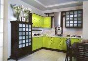 Кухня в стиле кантри в современном стиле МДКм-108 Кухня с фасадами МДФ Киев, Бровары, Вишневое, Украина