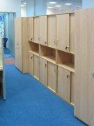 Офисные Шкафы МО-25 Изготовление мебели для офиса Киев, Киевская область, Ирпень, Бровары,