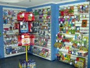 Экономпанели для магазина МТДэ-113 Торговая мебель эконом класса на заказ Украина, Киев, Чернигов, Полтава, Винница, Черкасы