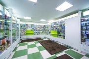 Аптека МТС-6 Торговая мебель для аптек на заказ Украина Киев, Чернигов, Полтава,  Черкассы,