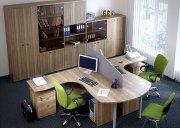 Офисная мебель на заказ: стильный офис - это несложно