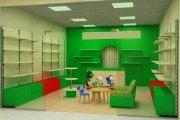 Дизайн детского магазина с игрушками