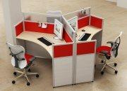 Офисные перегородки и их типы