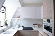 Интересные решения для дизайна маленькой кухни