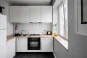 Уютный кухонный гарнитур в хрущевку
