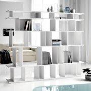 Мебель для зонирования - гостиная и кабинет