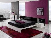 Стиль хай тек в спальне