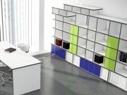 Офисные стеллажи и пеналы