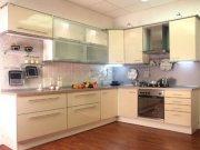 Кухня с фасадами МДФ ламинированного, постформинга КЛП-4