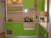 Кухня с фасадами МДФ ламинированного, постформинга КЛП-10