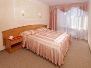 Двуспальная кровать для гостиницы МС-7 Мебель на заказ для пансионатов и санаториев от производителей Киев, Бровары, Ирпень, Пуща водица, Кацюбинское,