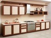 Кухня из МДФ рамочного КР-32