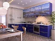 Кухня   МДФ стекло КЛ-37 индивидуальное изготовление Крым Симферополь, ЮБК