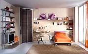 Мебель в спальню кровать, шкаф-купе МДД-8 Мебель на заказ  Ялта, ЮБК, Алушта, Судак, Коктебель, Феодосия, Крым, Симферополь, Севастополь,