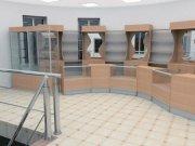 Мебель торговая из ДСП ТД-2