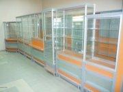 Торговая мебель для аптеки ТА-15 Ялта, Севастополь, Алушта, Симферополь, Феодосия, Керчь