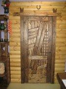 Сварог - Дверь межкомнатная - Мебель под старину